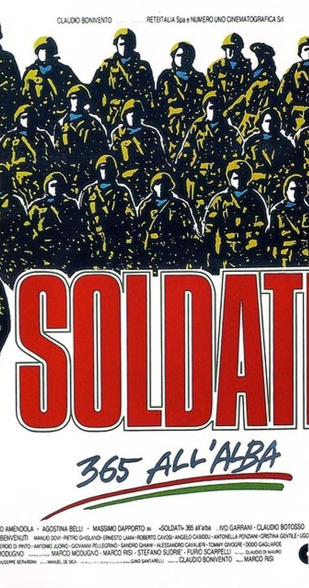 Soldati - 365 all'alba (1987) - Soldati - 365 all'alba (1987