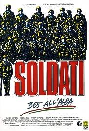 Soldati - 365 all'alba(1987) Poster - Movie Forum, Cast, Reviews