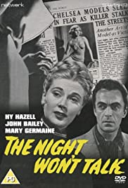 The Night Won't Talk Poster