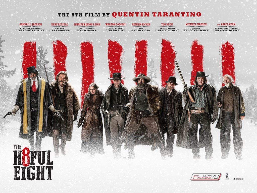 Image result for the hateful eight (2015)