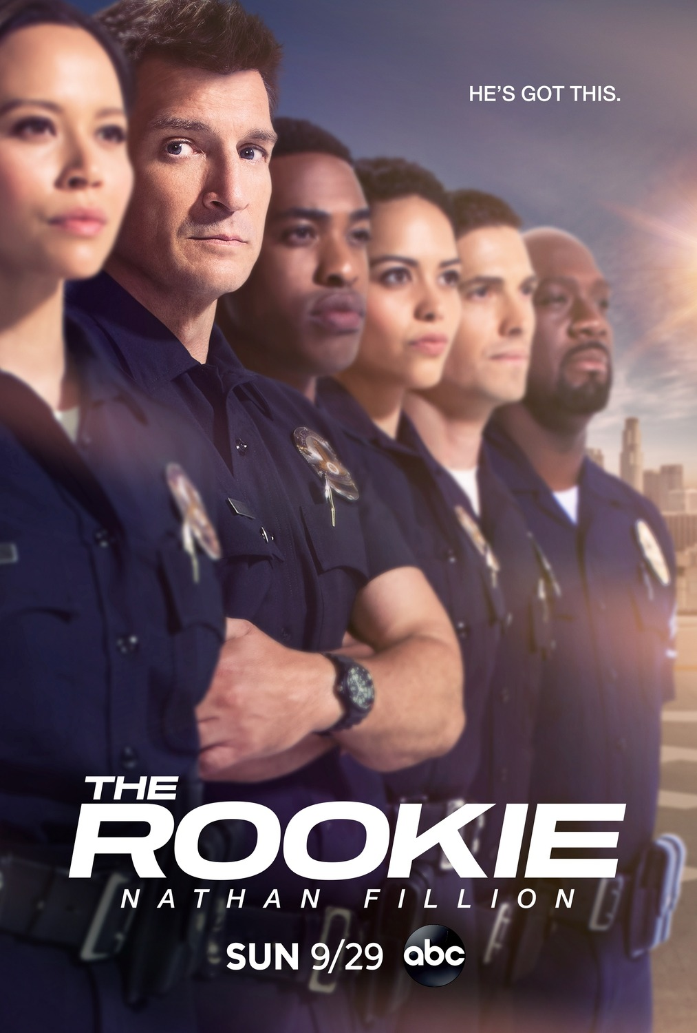 The Rookie Tv Series 2018 Imdb