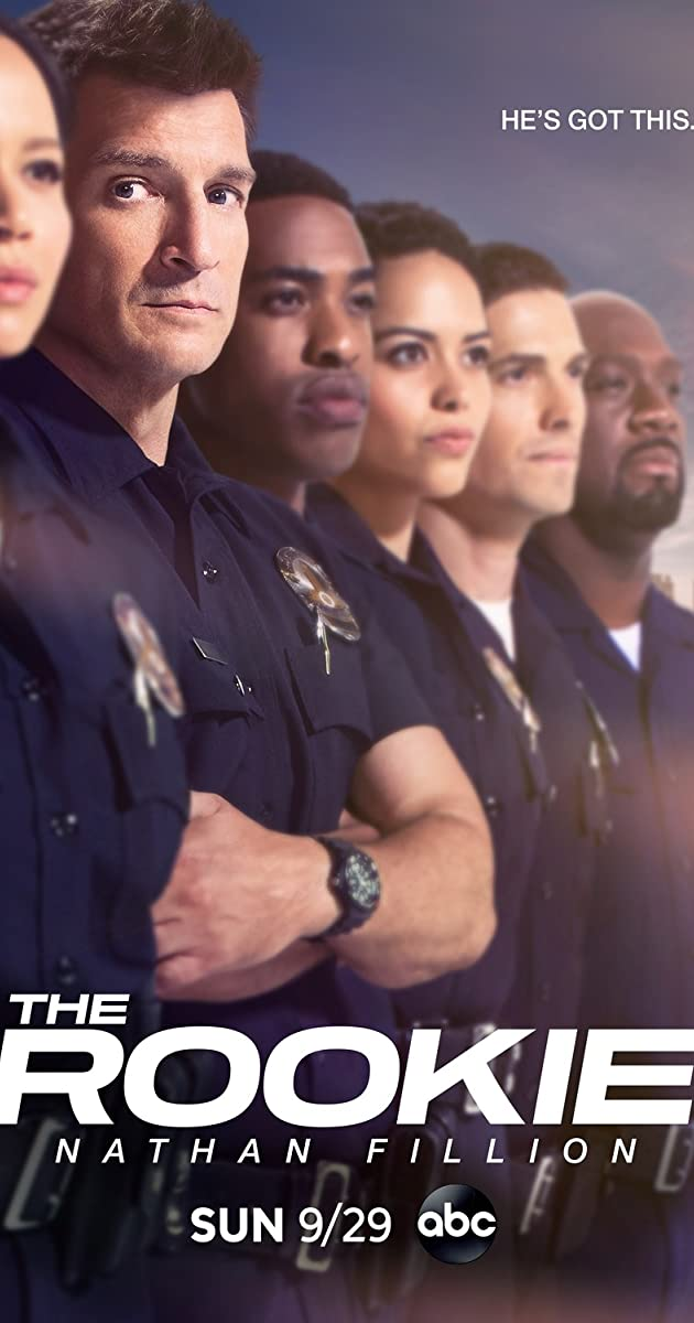 Descargar The Rookie Temporada 1 capitulos completos en español latino
