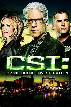 CSI-Crime Scene Investigation