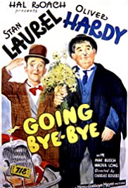 Going Bye-Bye! (1934) Poster - Movie Forum, Cast, Reviews