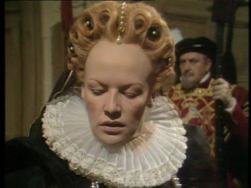 Glenda Jackson in Elizabeth R (1971)