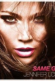 Jennifer Lopez: Same Girl Poster