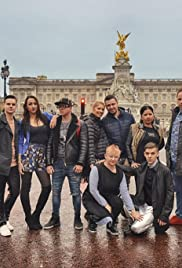 Fashion show MK exclusive LDN - Maribor edition Poster
