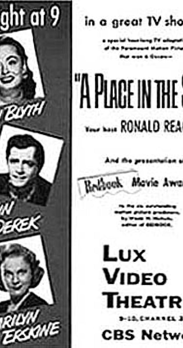 Lux Video Theatre Tv Series 19501959 Full Cast Crew Imdb