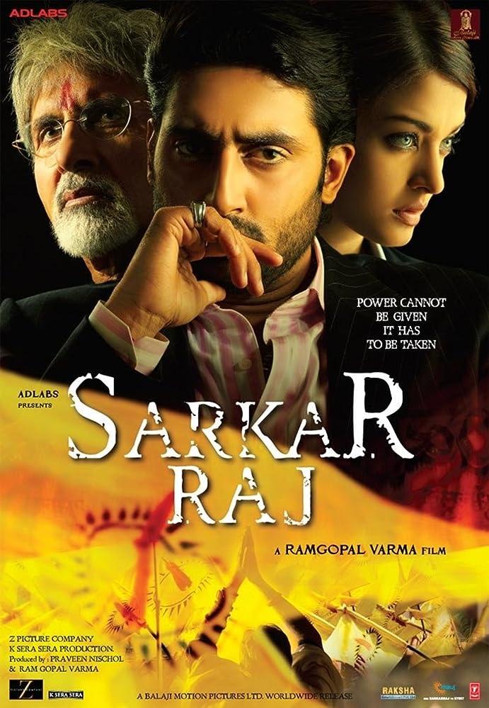 Sarkar Raj (2008) BluRay [1080p-720p-480p] Hindi x264 AAC DD5.1 ESUB