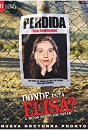 Dónde está Elisa? Poster