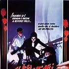 Robert Downey Jr., Jami Gertz, and Andrew McCarthy in Less Than Zero (1987)