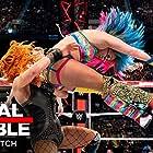 Rebecca Quin and Kanako Urai in WWE Royal Rumble (2019)