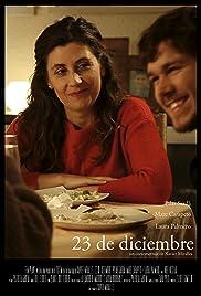 23 de diciembre Poster