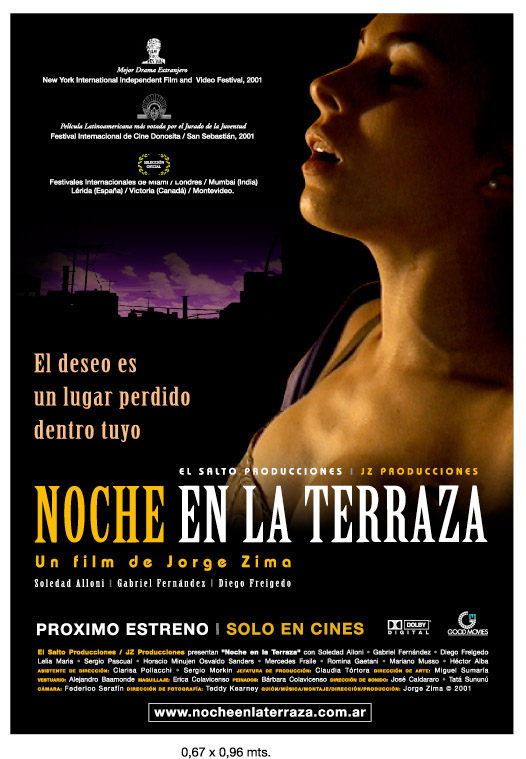 Noche En La Terraza 2002 Imdb