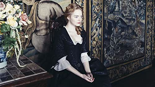 """Emma Stone of 'The Favourite': """"Stars' Early Parts"""""""