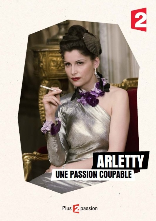 Laetitia Casta in Arletty, une passion coupable (2015)