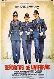 Señoritas de uniforme Poster