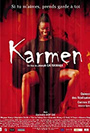 Karmen Gei (2001) Poster - Movie Forum, Cast, Reviews