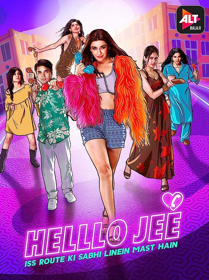 Helllo Jee (2021) Season 1 (ALTBalaji)