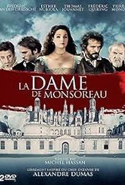 La dame de Monsoreau Poster