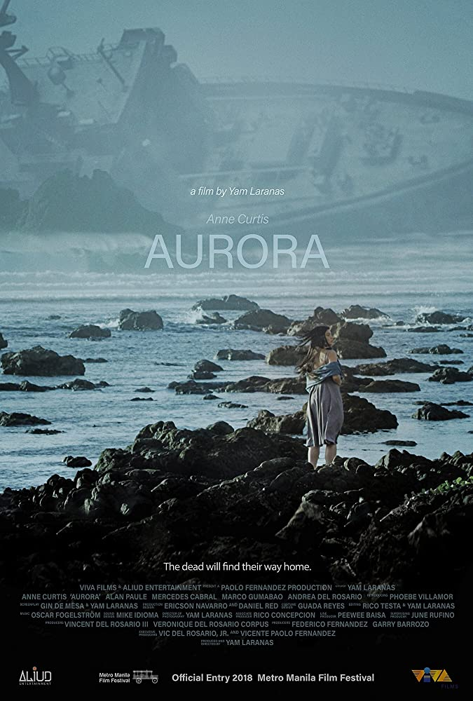 Anne Curtis in Aurora (2018)
