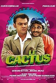 Clovis Cornillac and Pascal Elbé in Le cactus (2005)
