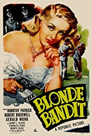 The Blonde Bandit Poster