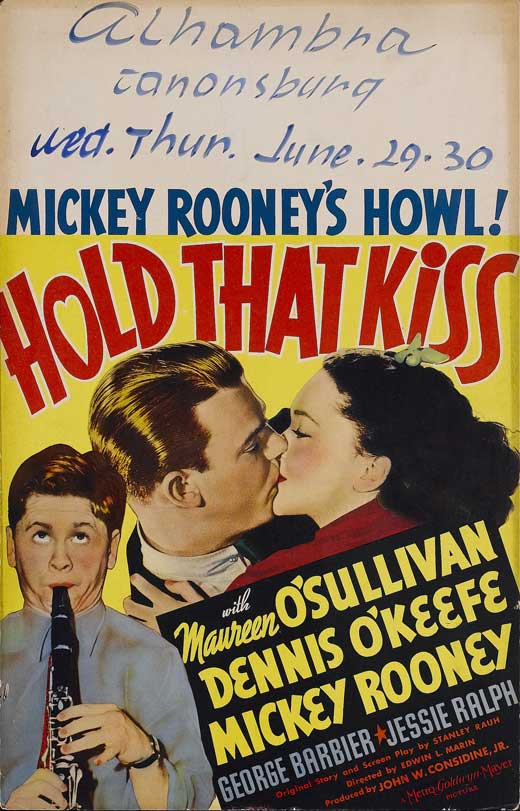 Hold That Kiss (1938)