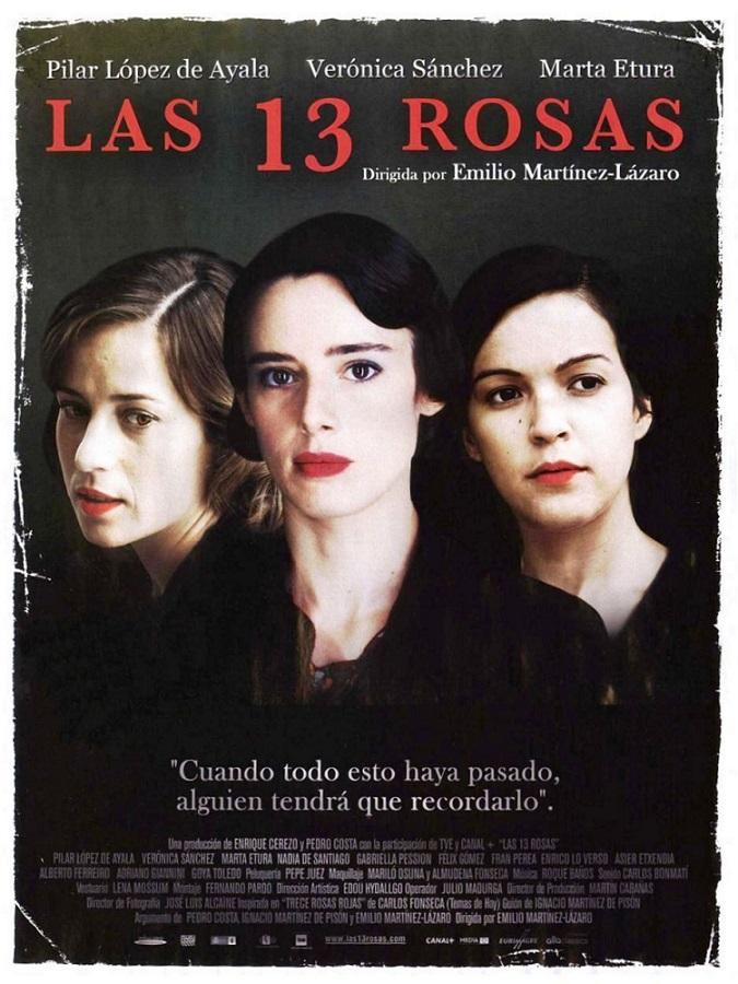 Pilar López de Ayala, Verónica Sánchez, and Marta Etura in Las 13 rosas (2007)