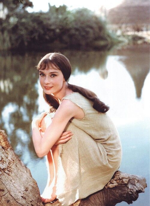 Audrey Hepburn in Green Mansions (1959)