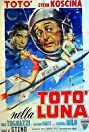 Totò nella luna (1958) Poster