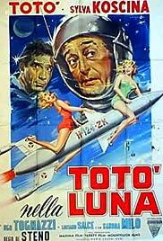 Totò nella luna(1958) Poster - Movie Forum, Cast, Reviews