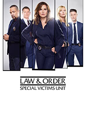 Law & Order: Special Victims Unit Box Art