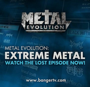 Metal Evolution (2011)