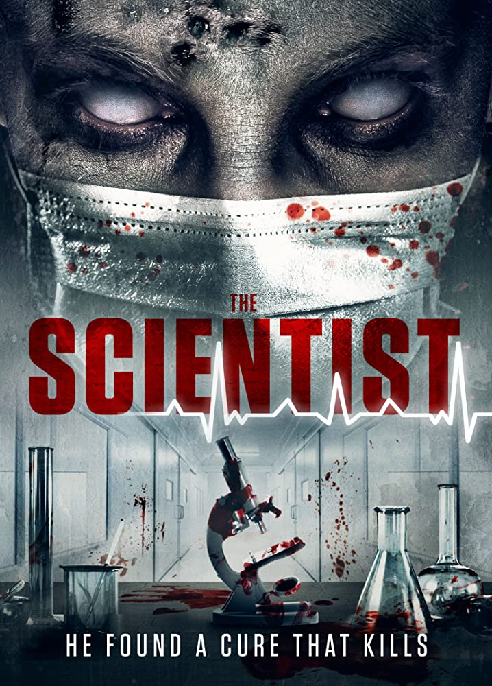 The Scientist 2020 English Full Movie 720p HDRip 800MB Download