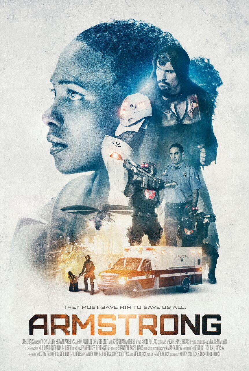 Film Armstrong Streaming Complet - Au cours d'un première patrouille de nuit, une recrue médecin urgentiste et son...