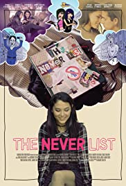 Movie Poster for The Never List.