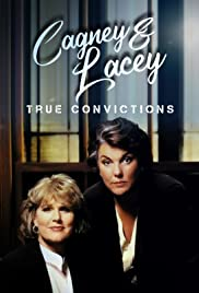 Cagney & Lacey: True Convictions Poster