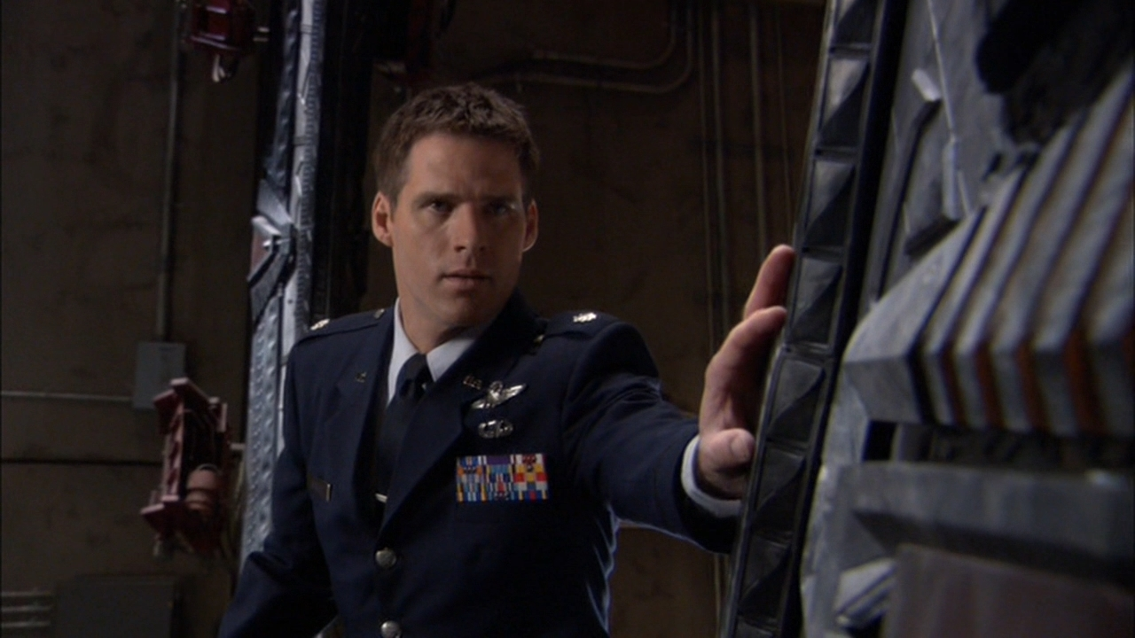 Ben Browder in Stargate SG-1 (1997)