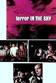 Terror in the Sky (1971) Poster - Movie Forum, Cast, Reviews