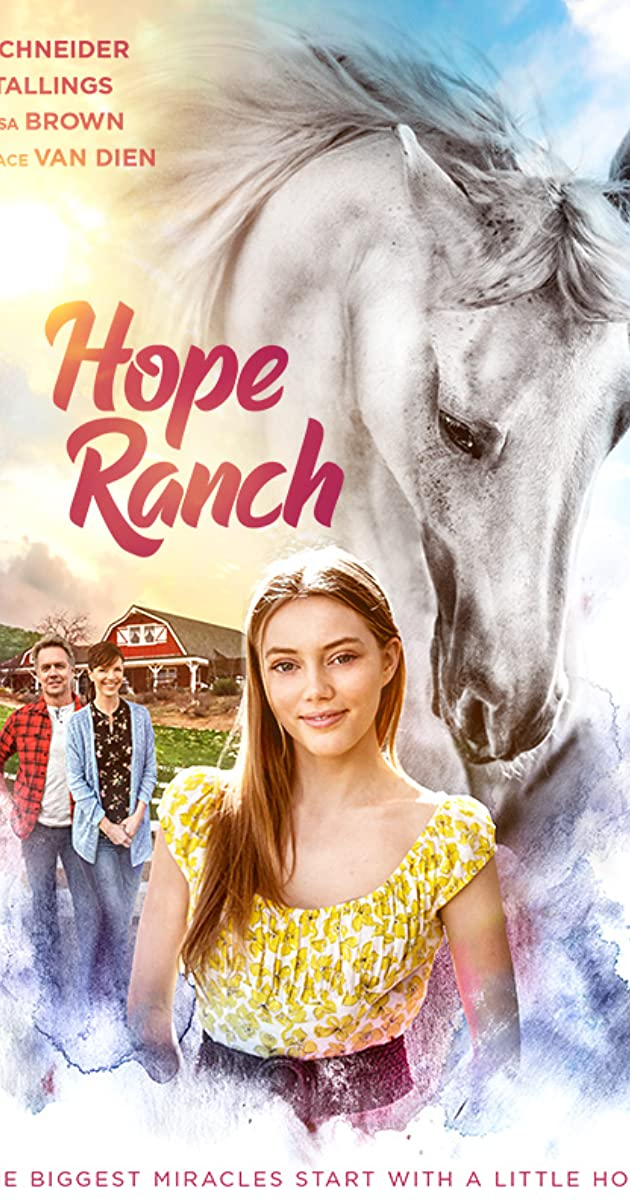 Subtitle of Hope Ranch