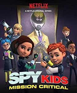 Spy Kids: Mission Critical song free download