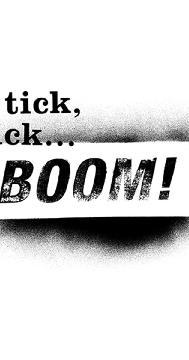 Download Filme Tick, Tick... Boom Torrent 2022 Qualidade Hd