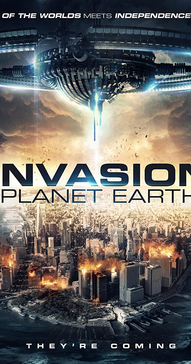 Subtitle of Invasion Planet Earth