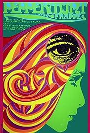 Peppermint Frappé Poster