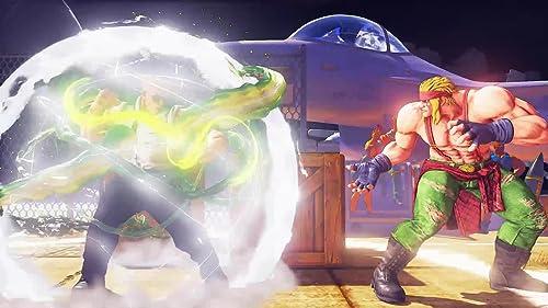 Street Fighter V: Guile