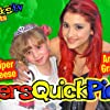Piper Reese and Ariana Grande in Piper's QUICK Picks (2010)