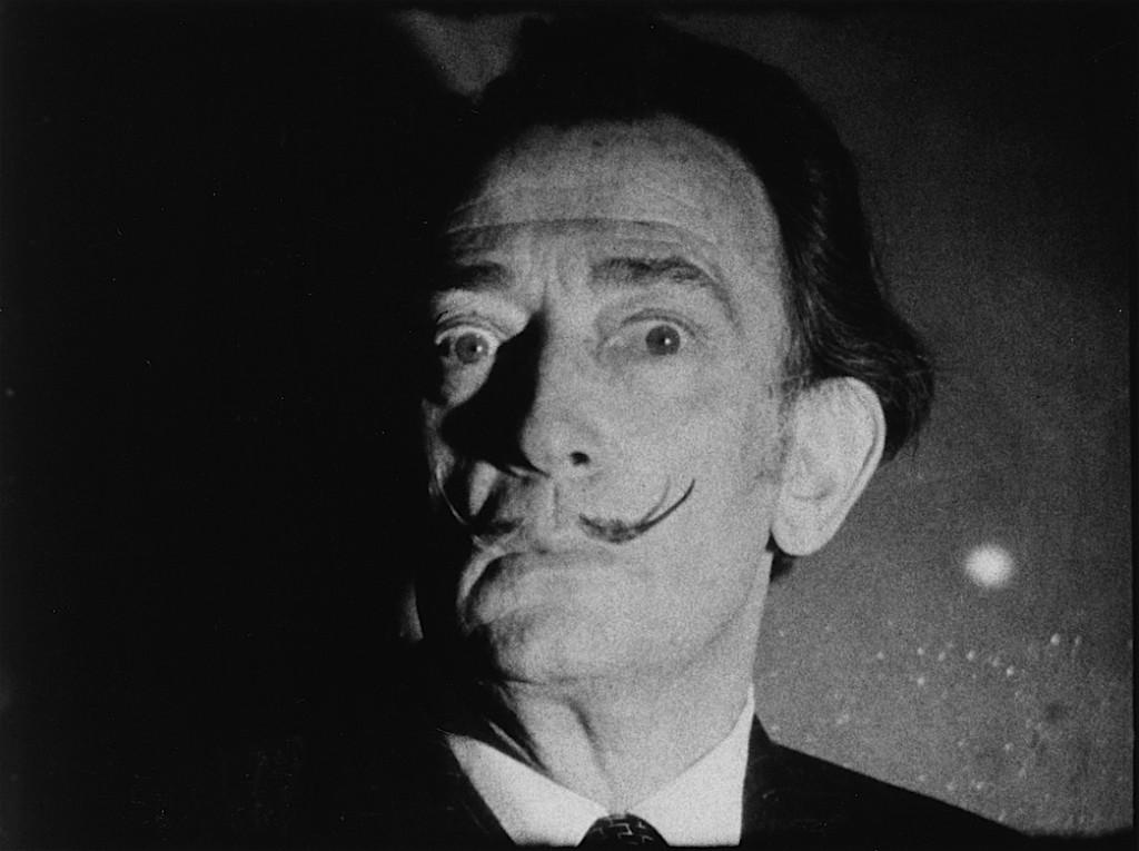 Salvador Dalí (1966)
