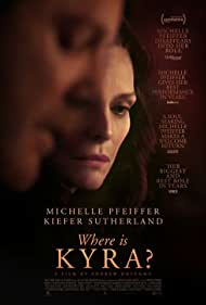 Michelle Pfeiffer and Kiefer Sutherland in Where Is Kyra? (2017)