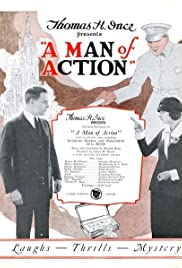 A Man of Action Poster